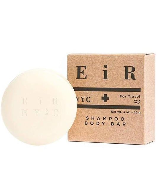 Eir Travel Shampoo + Body Bar
